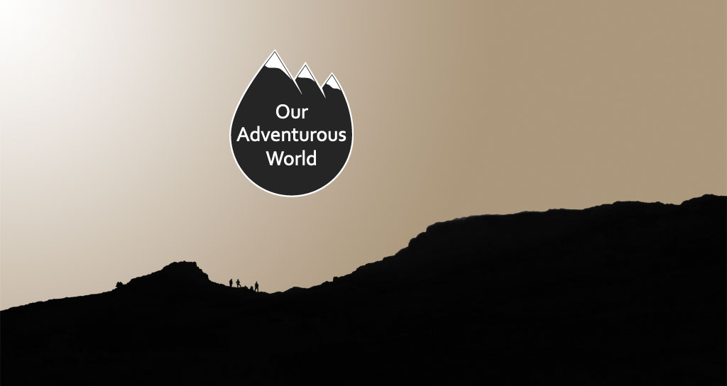 Hello Adventurous World!