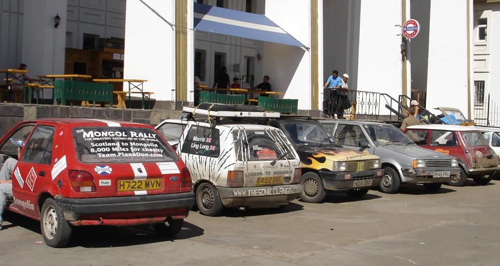 In To Ulaanbaatar