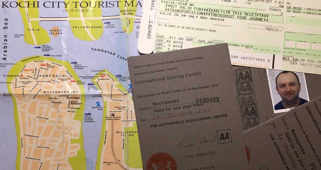 Driving Permits