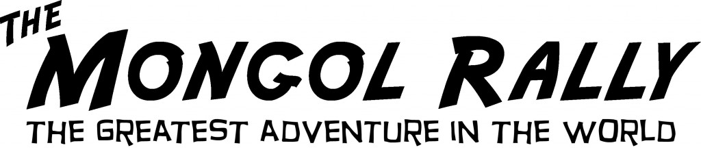 The Mongol Rally Logo