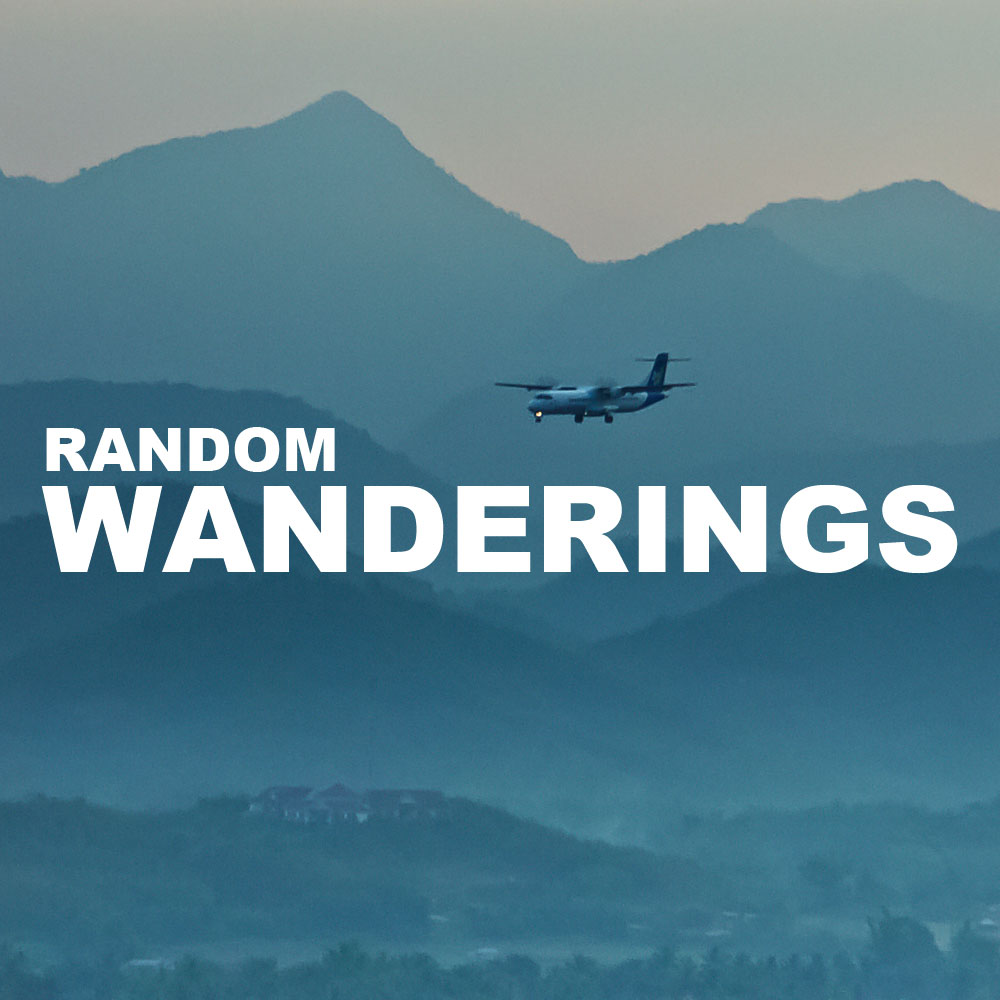 Random Wanderings