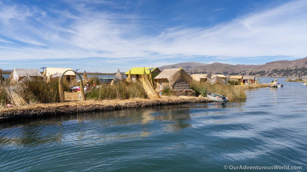 The Uros Islands